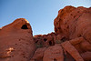 Red Rock Towers in Valley Of Fire, Nevada_-27