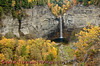 Taughannock Falls State Park, Ithaca, New York.