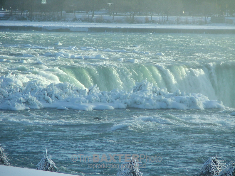 Horseshoe Falls from American Side