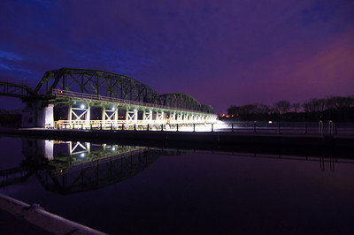 Lock at Mohawk River, Schenectady, NY