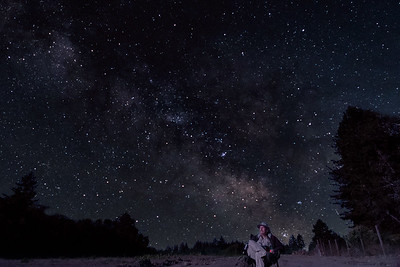 Night Sky Composite