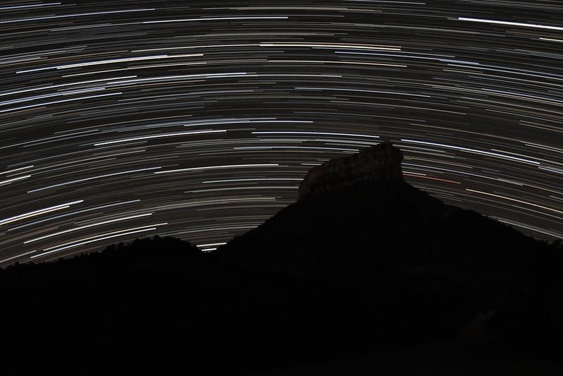 Mesa Verde Star Trail