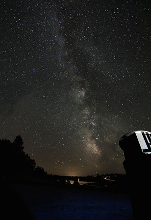 Gateway to the Universe Star Party at Marten River Provencial Park