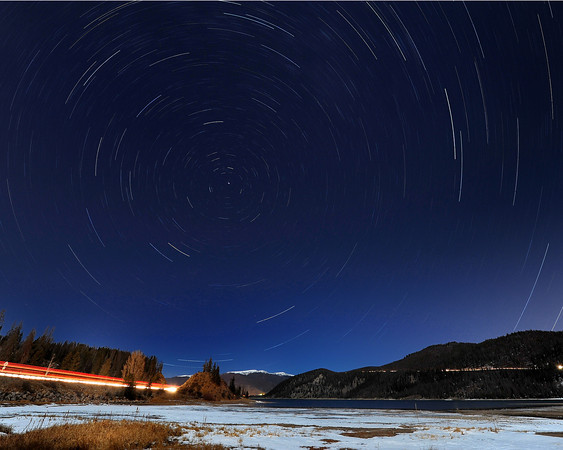 North Startrails in Breck stacked then nx crop 8x10