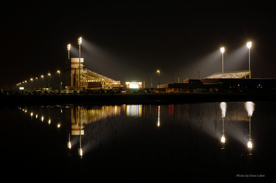 Stadium Reflection DC7_9525 by Drew Loker