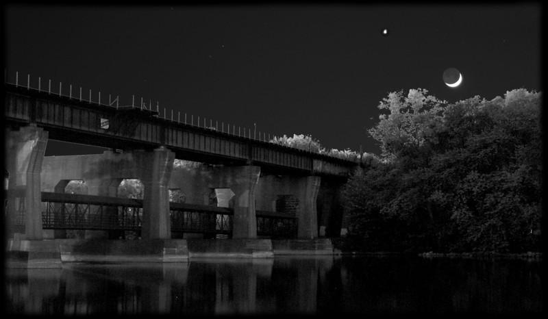 here is a bridge