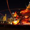 pritzker pavillion, millenium park, chicago