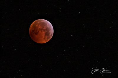 Blood Moon, Andalucia