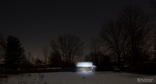 Winter Refuge or Herdsman's Cottage.