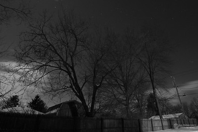 Obscured Orion or Hidden Hunter