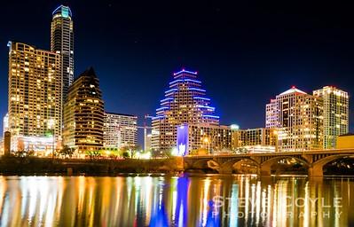 Austin Nighttime