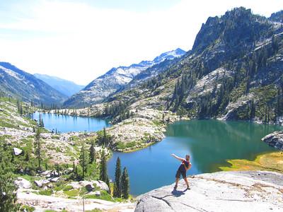 Trinity Alps: Sep 4-7, 2015