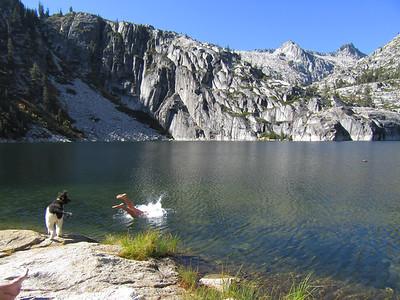 Trinity Alps: Sep 22-25, 2016