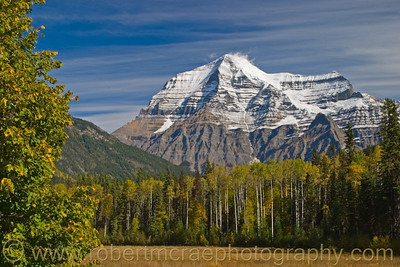 """Mount Robson"""