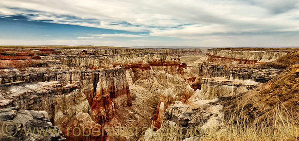 """Dark Day at Coal Mine Canyon II"""