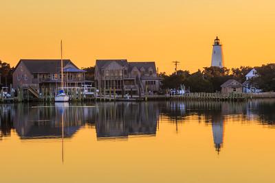 Silver Lake Harbor, Ocracoke