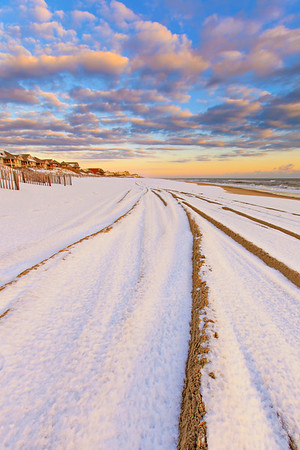 Simple Snow in OBX