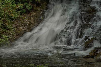 Indian Creek Falls on Deep Creek