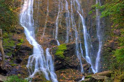 Mingo Falls near Cherokee, NC