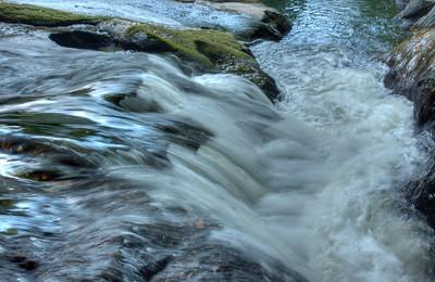 Cullasaja River near Highlands