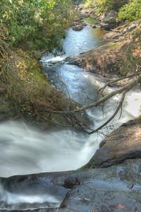 Kalakaleskies Falls near Highlands, NC