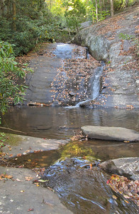 Leatherwood Falls near Hayesville, NC