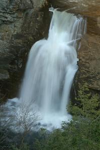 Linville Falls near Linville, NC