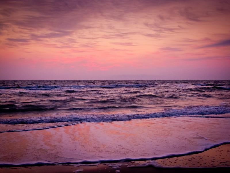 Expectation<br /> Expecting Sunrise Outer Banks North Carolina
