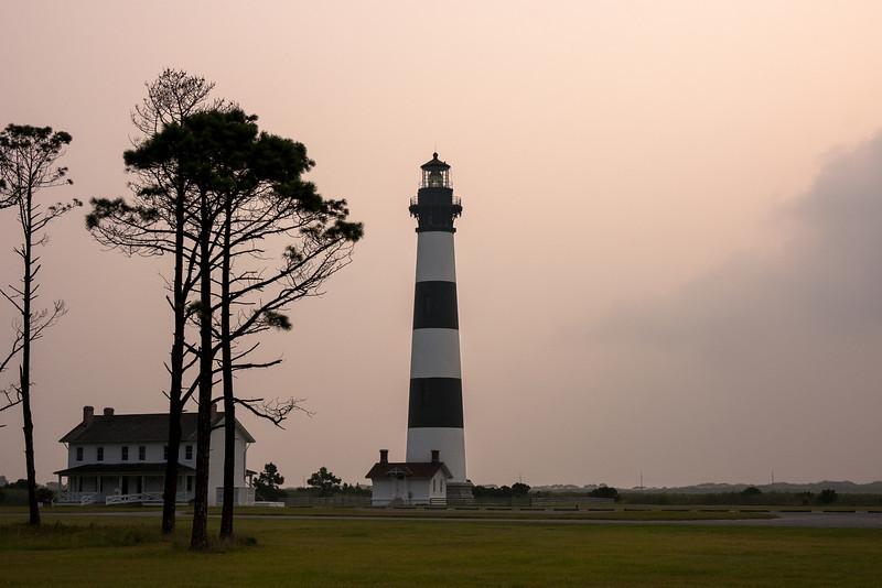 Bodie Island Lighthouse Morning