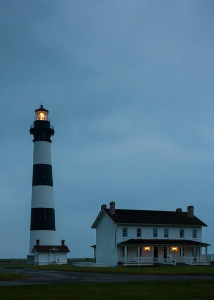 Lighthouse Overcast