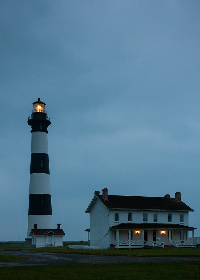 Lighthouse Overcast