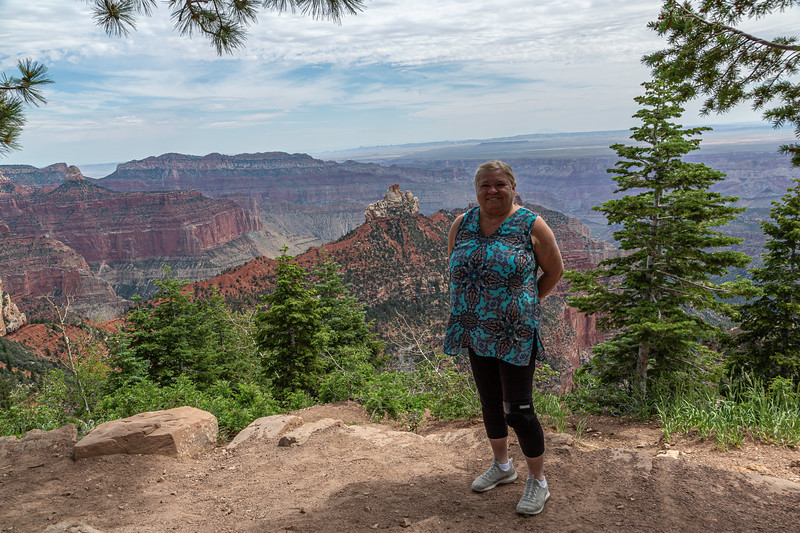 North Rim Grand Canyon- Betty 6-27-19_V9A6907