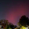 Northern Lights seen in Louisville Kentucky. It was a beautiful sight!