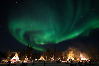 Aurora Village, Yellowknife, NWT