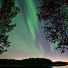 Aurora Borealis at Kalimenlampi I