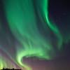Aurora Borealis at Kalimenlampi XI