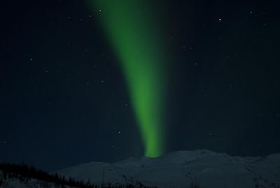 Aurora Borealis  night 3, 1:48