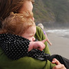 Melissa and Dilly - Trinidad Beach