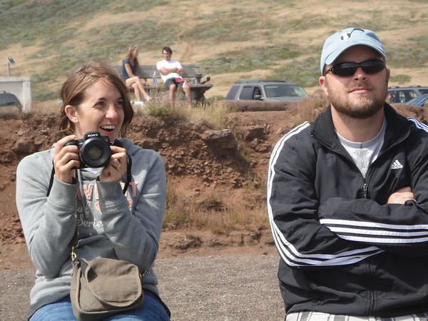 Melissa and Jethro - Rodeo Beach