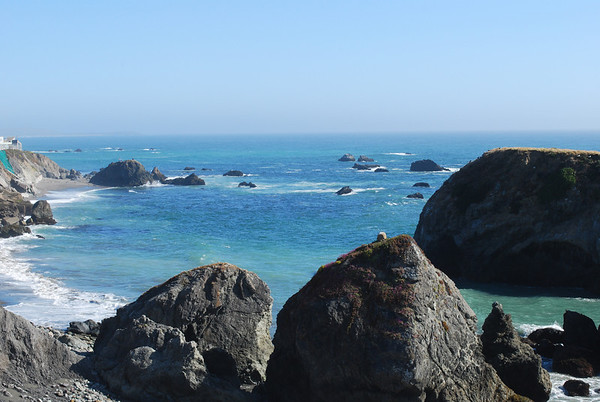 Mendicino Coast - HWY 1