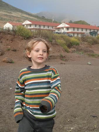 Jude - Rodeo Beach
