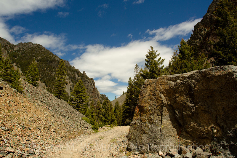 1.4 miles from the colvert and 3.4 miles from Old Chico proper is The Boulder.