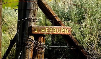 John Hepburn of Hepburn Mesa