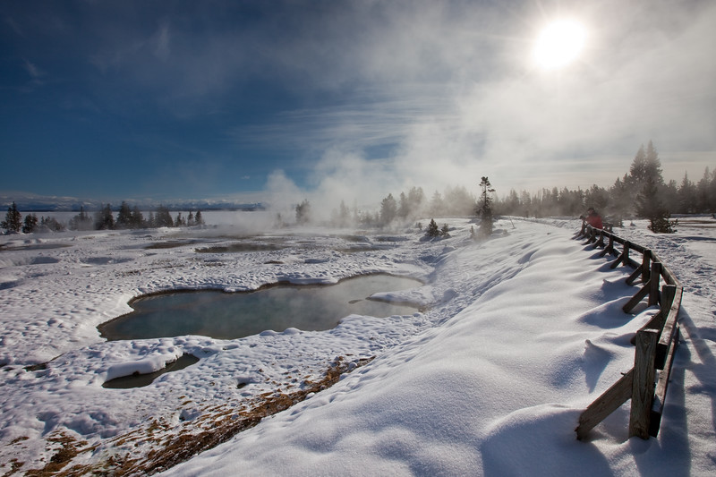 West Thumb Geyser Basin 3