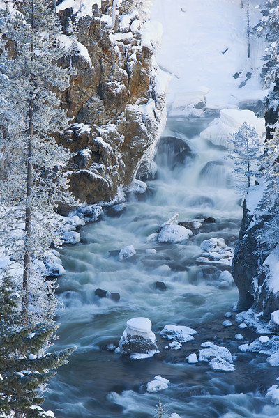 Lower Firehole Falls