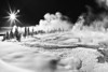 West Thumb Geyser Basin, BW