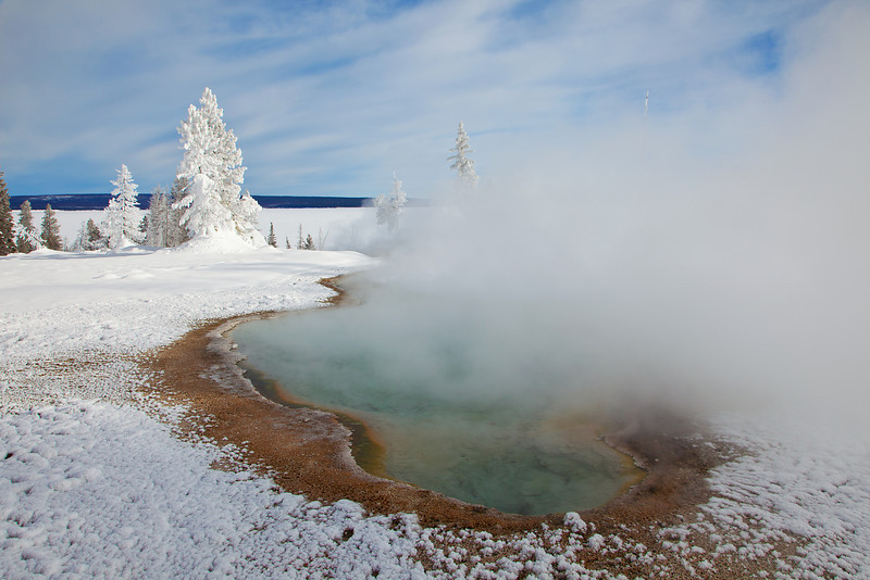 More West Thumb Geyser Basin