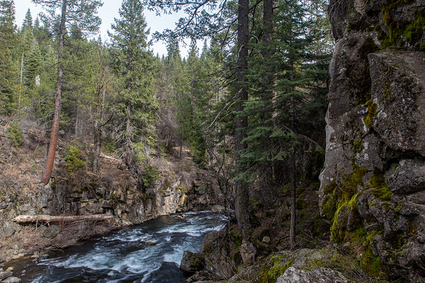 Part of the McCloud River