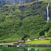 Fjord Farm and Waterfalls