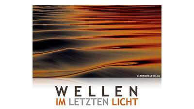 Trailer zu meiner Multivision über 'WELLEN im letzen Licht' in Norwegen /  Trailer to my Multivision about 'WAVES in last Light' in Norway